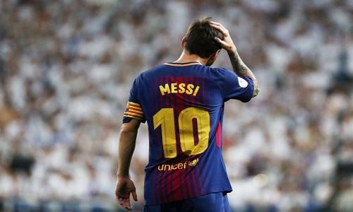 Почему Месси уходит из Барселоны?